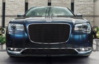 2015 2016 chrysler 300 black bentley mesh grille