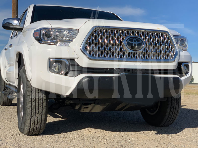 2016-2020 Toyota Tacoma Chrome Door Handle Mirror Cover ...